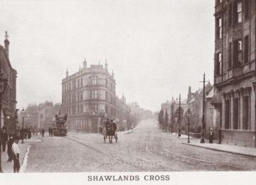 Shawlands Cross