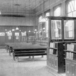 Kingston Library - Interior, 1907